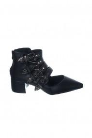Pantofi Rammi RMM-j701 Negru
