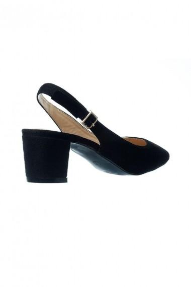 Pantofi Rammi RMM-js191 Negru