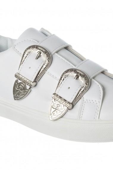 Pantofi Rammi RMM-p5065white Alb