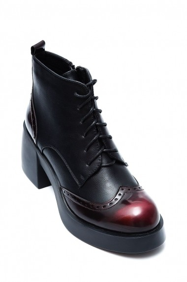 Botine Rammi RMM-redkl306 negru