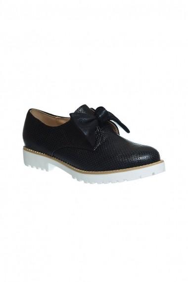 Pantofi Rammi RMM-wk083 Negru
