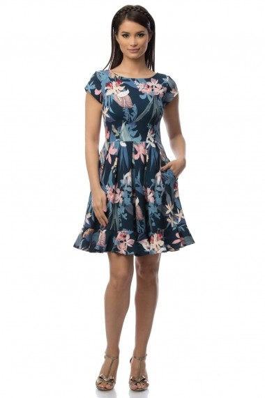 Rochie scurta Roh Boutique DR2919 Florala