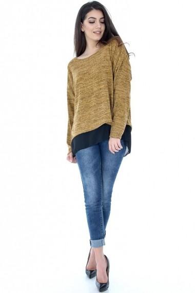 Bluza Roh Boutique BR1410 Mustar