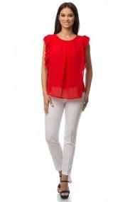 Блуза Roh Boutique ROH-5880 Червен