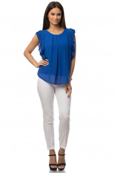 Bluza Roh Boutique BR1432 Albastra