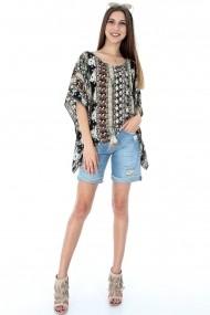 Bluza Roh Boutique BR1460 Print
