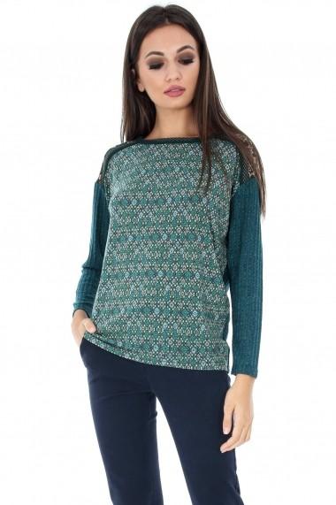 Bluza Roh Boutique BR1541 Print