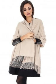 Esarfa Roh Boutique bej - A0225 bej