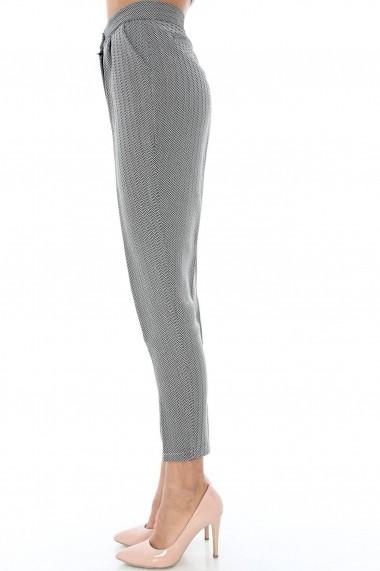 Pantaloni drepti Roh Boutique TR211 Dungi