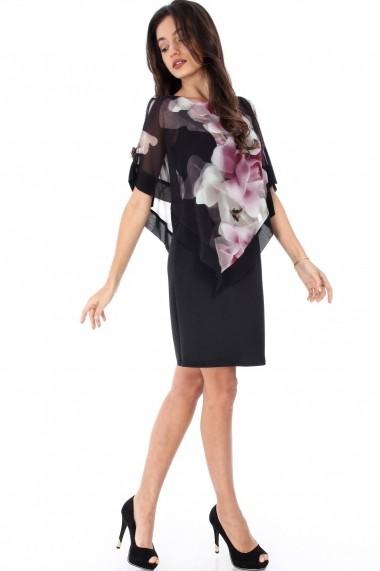 Rochie scurta Roh Boutique DR3217 Floral
