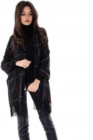 Esarfa Roh Boutique ROH-6587 - A0241 negru