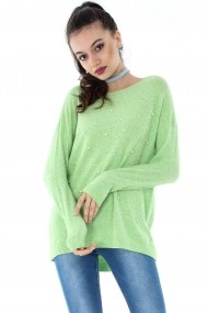 Pulover Roh Boutique ROH-6648 - BR1677 verde|menta One Size