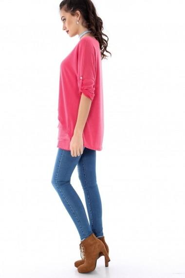 Bluza Roh Boutique BR1694 Roz