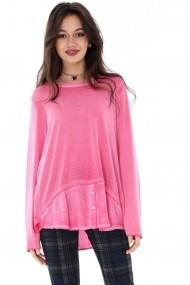 Bluza Roh Boutique BR1697 Roz