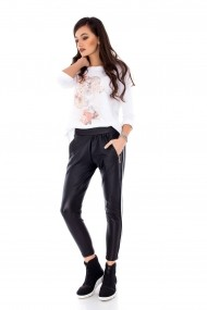 Панталони Roh Boutique ROH-6718 Черен