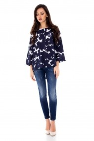 Bluza Roh Boutique BR1705 Print