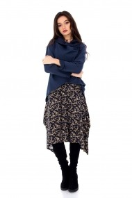 Cardigan Roh Boutique ROH-6745 - JR379 bleumarin One Size