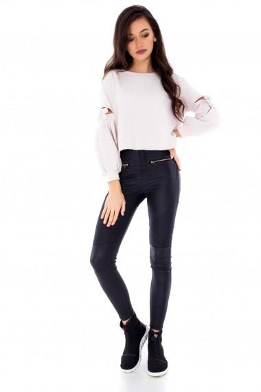 Bluza Roh Boutique ROH-6746 - BR1727 roz pastel One Size