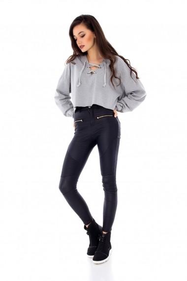Bluza Roh Boutique ROH-6749 - BR1728 gri One Size