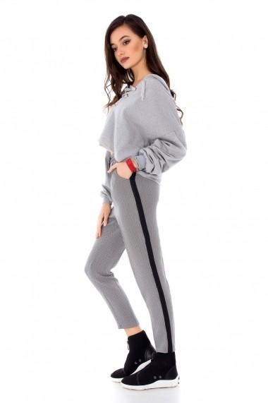 Pantaloni sport Roh Boutique TR211-ST Gri