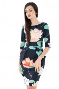 Rochie scurta Roh Boutique DR3310 Floral