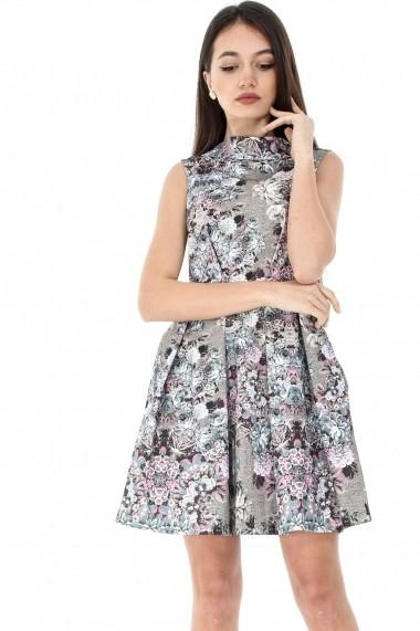 Rochie de seara Closet London ROH - CLD921 Floral