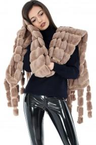 Sal Roh Boutique bej, ROH, pufos - A0261 bej