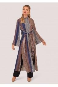 Rochie de zi Closet London maxi - DR3702 multicolora