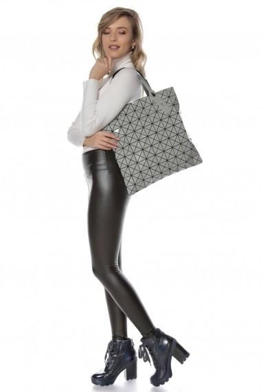 Helanca Roh Boutique Crem, ROH, catifelata - BR2027 Crem