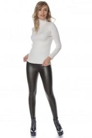 Colanti Roh Boutique din piele, ROH, negri - TR300 negru