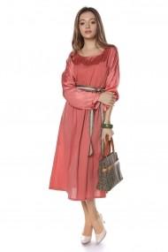 Rochie de zi, Roh Boutique DR3726 roz