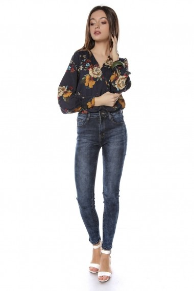 Body Roh Boutique BR2055 Floral