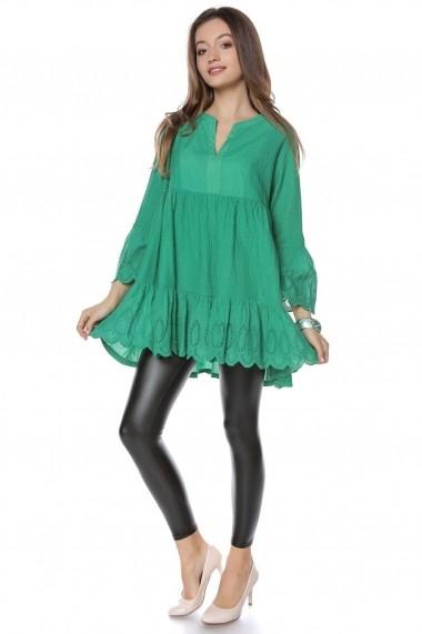 Tunica Roh Boutique - DR3713 verde