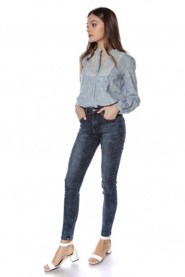 Jeansi Roh Boutique TR304 Albastru