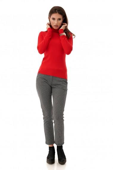 Helanca Roh Boutique rosie, soft - ROH - BR2179 rosu