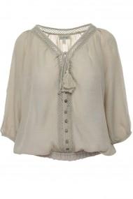 Bluza Roh Boutique de dama, ROH BR2430, stone, lejera stone
