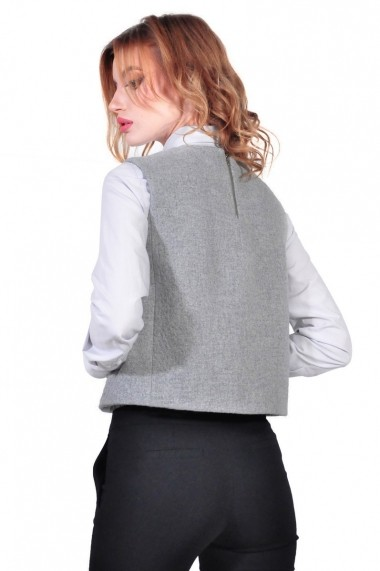 Vesta RVL Fashion gri de dama