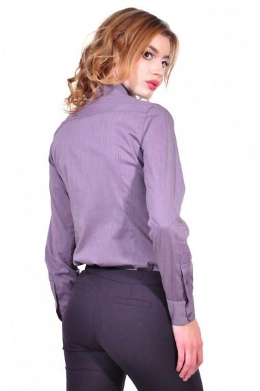 Camasa RVL Fashion de dama, mov