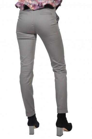 Pantalon RVL Fashion rvl D2611-bej bej gri
