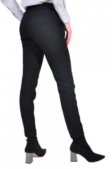 Pantalon RVL Fashion rvl D2611-negru negru