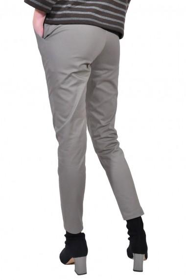 Pantalon RVL Fashion rvl D2612-bej bej gri