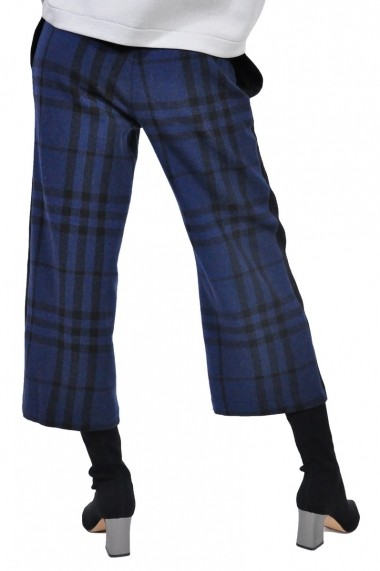 Pantalon RVL Fashion 3/4 de dama, bleumarin