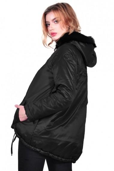 Geaca RVL Fashion de dama, neagra