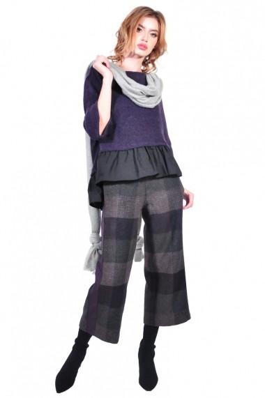Bluza RVL Fashion de dama, mov