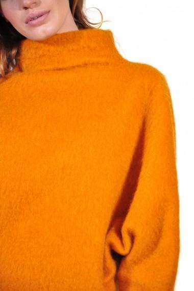 Bluza RVL Fashion oranj de dama