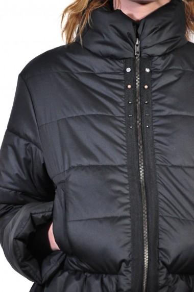 Geaca RVL Fashion neagra scurta rvl D2630 negru
