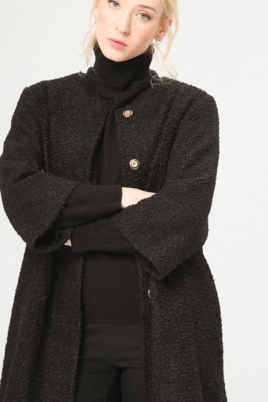 Palton Fontana 2.0 S11065E-KABAN BLACK negru