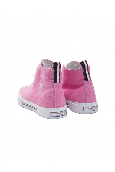Pantofi sport U.S. Polo SBV-GYNNA4244S7 C1-Rosa Pink Roz