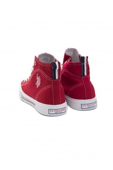 Pantofi sport U.S. Polo SBV-GYNNA4244S7 C1-Rosso Red Rosu