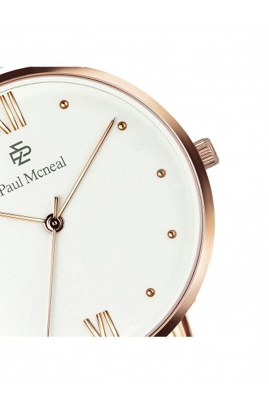 Ceas Paul McNeal SBV-PS 008 Rose gold camel Roz - els